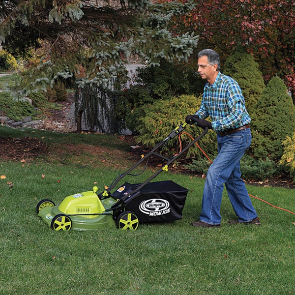 Sun Joe 20-inch Electric Mower