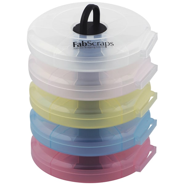 FabScraps Stacking Embellishment Caddy