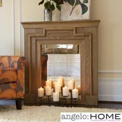 angelo:Home Dresden Mirrored Mantel Facade