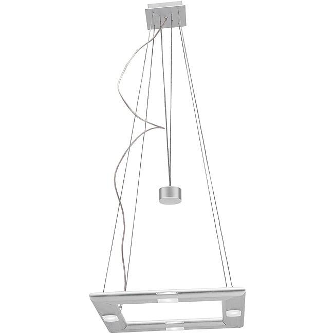 Access Magna Cable 4-light Silver Aluminum Pendant