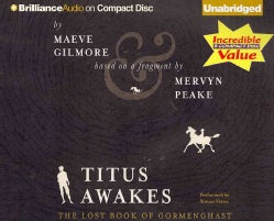 Titus Awakes (CD-Audio)