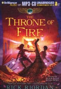 The Throne of Fire (CD-Audio)
