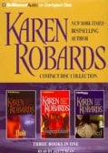 Karen Robards CD Collection: Bait / Superstition / Vanished (CD-Audio)
