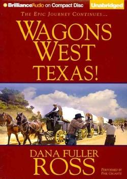 Wagons West Texas! (CD-Audio)