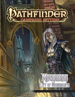 Pathfinder Campaign Setting: Magnimar, City of Monuments (Paperback)
