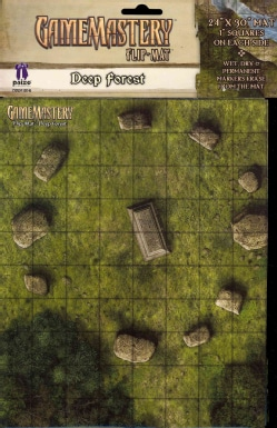 Gamemastery Flip-Mat: Deep Forest (Game)