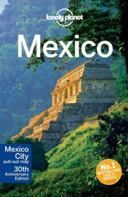 Lonely Planet Mexico (Paperback)
