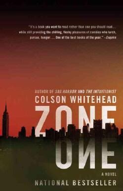 Zone One (Paperback)