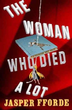 The Woman Who Died a Lot (Hardcover)