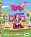 Shop with Minnie (Hardcover)