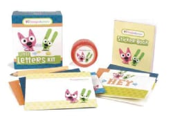 Hoops & Yoyo: Little Letters Kit (Hardcover)