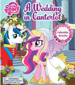 My Little Pony a Wedding in Canterlot (Board book)