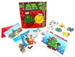 Mr. Men Little Miss Christmas Box Set (Paperback)