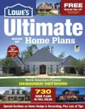 Lowe's Ultimate Book of Home Plans (Paperback)