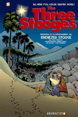 The Three Stooges 2: Ebenezer Stooge (Hardcover)