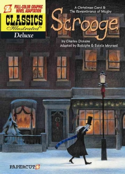 Classics Illustrated Deluxe 9: Scrooge