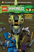 Ninjago 5: Kingdom of the Snakes (Paperback)