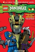 Ninjago 5: Kingdom of the Snakes (Hardcover)