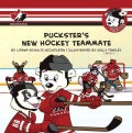 Puckster's New Hockey Teammate (Paperback)