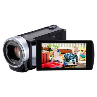 "JVC Everio GZ-EX250 Digital Camcorder - 3"" - Touchscreen LCD - CMOS -"