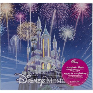 Disney Memories Postbound Album 12X12