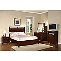 Contemporary Low Profile Bedroom Set