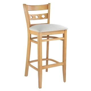 Demi Cream Barstool