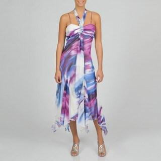 Simple  By Allen Schwartz Dress  Handkerchief Skirt Dress  Bloomingdale39s