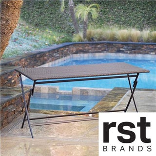RST Outdoor Patio Furniture Perfect Folding Table
