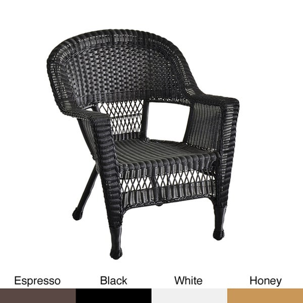 Wicker Patio Chairs Set Of 4 14130083