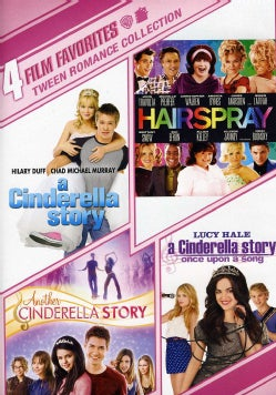4 Film Favorites: Tween Romance Collection (DVD)