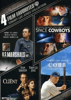 4 Film Favorites: Tommy Lee Jones Collection (DVD)