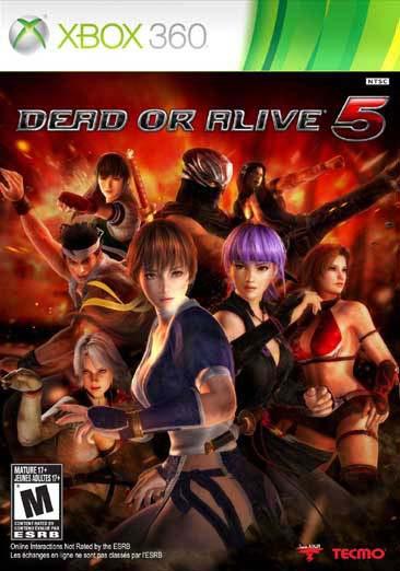 Xbox 360 - Dead Or Alive 5