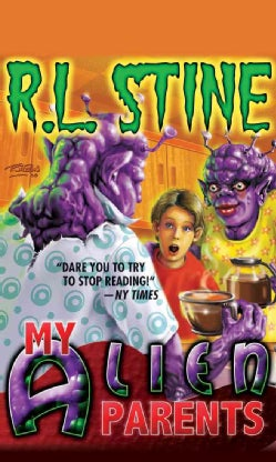 My Alien Parents (Paperback)