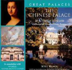 The Chinese Palace at Oranienbaum: Catherine the Greats Private Passion (Hardcover)