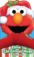 Elmo's Christmas Hugs (Board book)