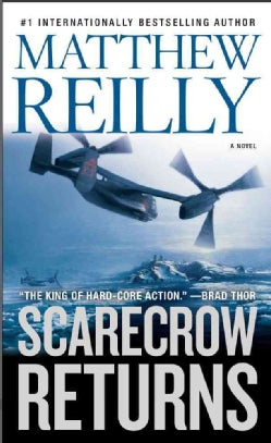 Scarecrow Returns (Paperback)