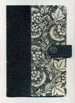 Holy Bible: New King James Version, Ultraslim, Black & White Leathersoft/Fabric (Paperback)