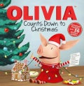 Olivia Counts Down to Christmas (Paperback)