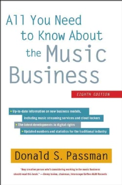 All You Need to Know About the Music Business (Hardcover)