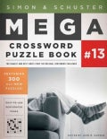 Simon and Schuster Mega Crossword Puzzle Book (Paperback)