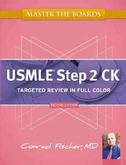 Master the Boards USMLE Step 2 CK: Targeted Review in Full Color (Paperback)