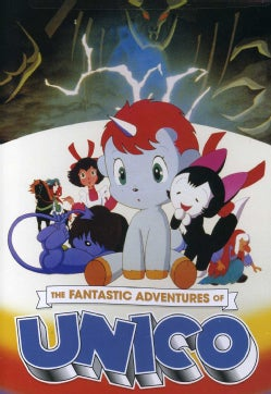 The Fantastic Adventures Of Unico (DVD)