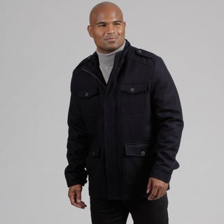 Dockers Men's 4 Pocket Wool Field Jacket FINAL SALE