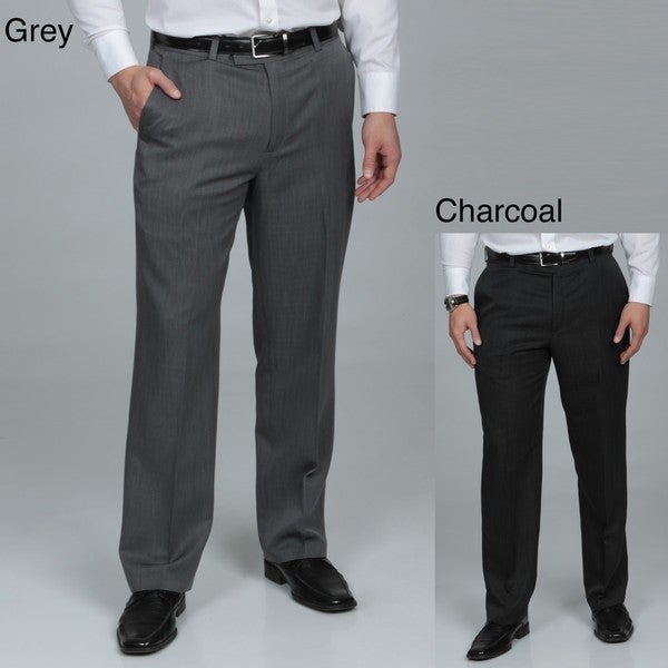 Kenneth Cole Reaction Men's Straight Fit Pants