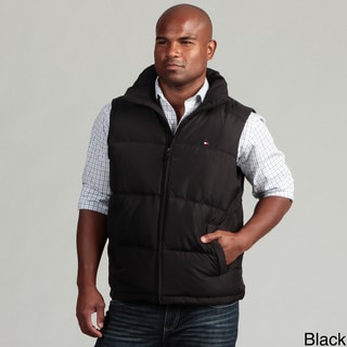 Tommy Hilfiger Men's Down Filled Puffer Vest