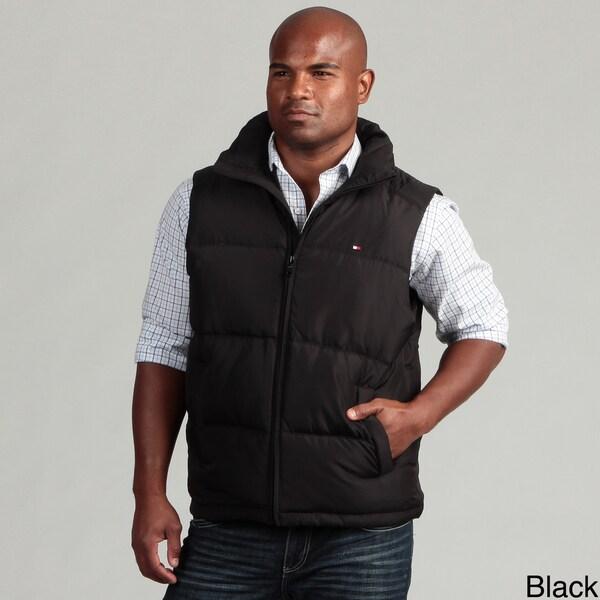 Tommy Hilfiger Men's Down Filled Puffer Vest