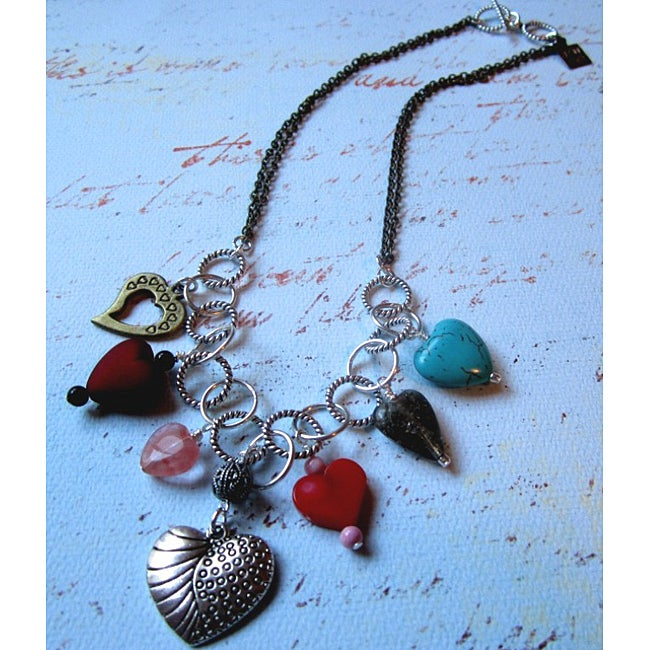 Heart Medley Necklace