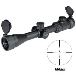 Weaver Kaspa 2.5-10x44mm Mildot Reticle Extreme Tactical Riflescope