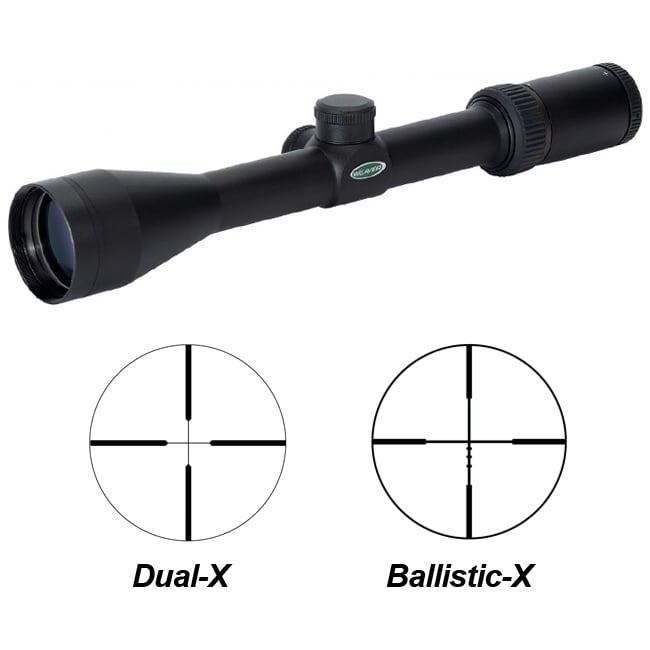 Weaver Kaspa 4-16x44mm Side Focus Hunting Riflescope